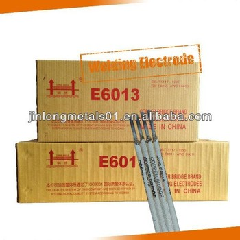 Factory supply rutile style welding rod aws e6013