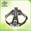 1000 lumen T6 led head lamp Rechargeable Headlamp With Micro-USB Cable or Charger