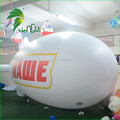 Outdoor Large Commercial Display Inflatable Floating Aircraft Replica Balloon