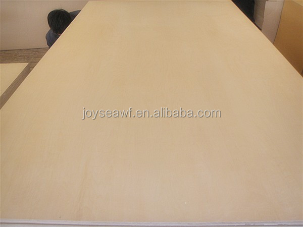 1220*2440*5mm birch plywood for furniture