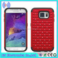 Sparkling Rugged Hybrid Bling Phone Case For Samsung Galaxy S3 I9300