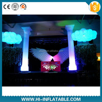 inflatable cloud decoration inflatable party decorations with printing