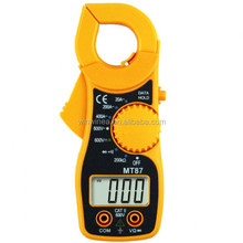 MT87 digital clamp meter for low-voltage electrical current test
