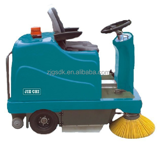 SDK-1400 electric power ride-on floor sweeper