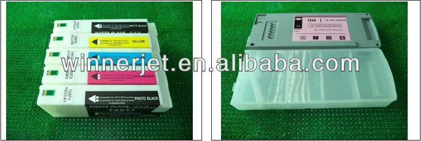 for epson T6193 maintenance tank chips