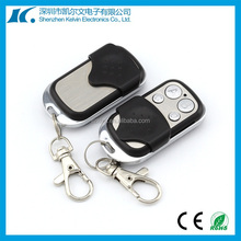 Face to Face Copy Fxied code pt2262 315mhz and 433mhz 12mA Metal back 4 Keys Clone Remote Control KL180-4K
