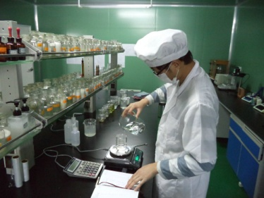 Semi-product Inspection