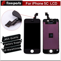 Factory price wholesale supplier cheap lcd for iphone 5c lcd original