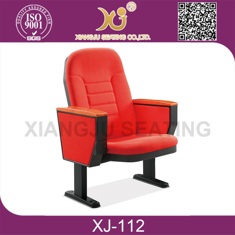 Guangdong factory cheap conference room chairs,auditorium seat cover fabric,conference hall chair