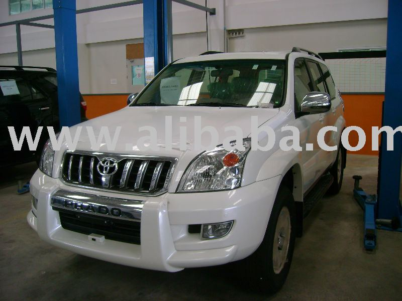New cars TOYOTA LAND CRUISER PRADO 4.0 Petrol, VX 8-Seater A/T