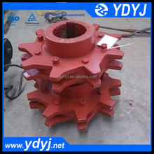 ISO professional conveyor sprocket wheel for chain conveyors