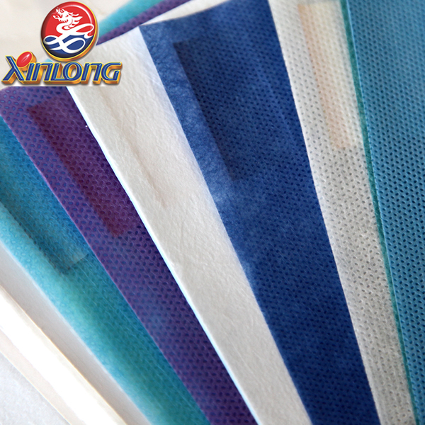 [XINLONG] moving blanket low price stocklot glued nonwoven fabric