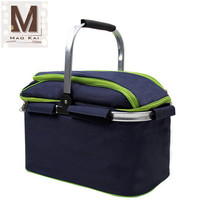 New Cold Food Storage Large Soft Sided Cooler Bags