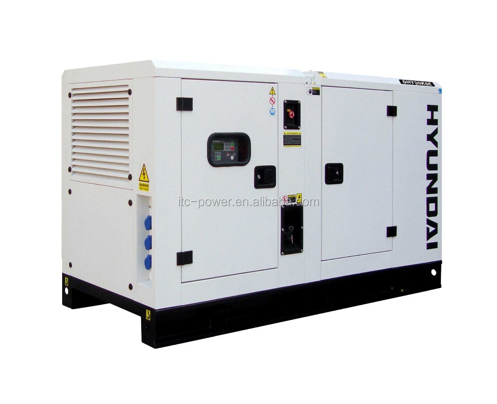 24KW/30KVA three phase diesel generation price