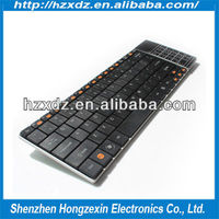 Ultra-thin 2.4 G wireless keyboard USB acceptor New Style