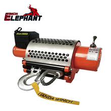 Custom Design Efficient 12v electric capstan winches