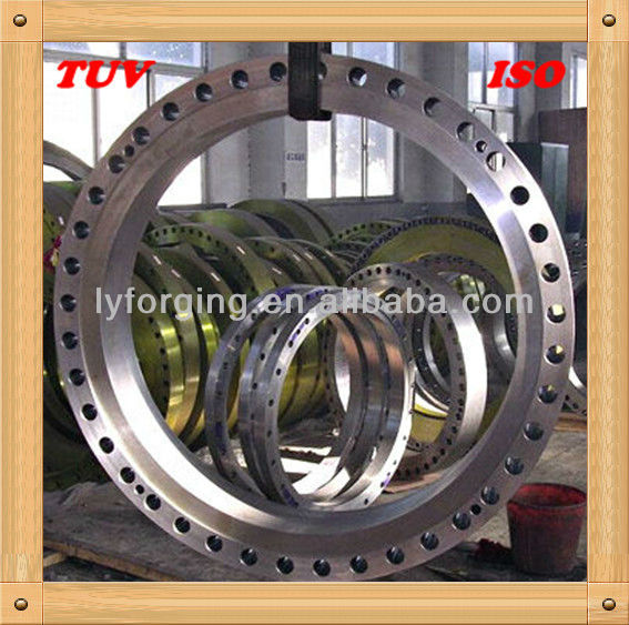 large pipe flanges