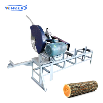 NEWEEK timber processing circle wood saw cutting machine for sale
