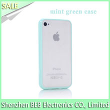 For iPhone4/4S tpu case cover as perfect promotion gift