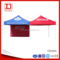 Trade Show Equipment Outdoor Advertising Tents
