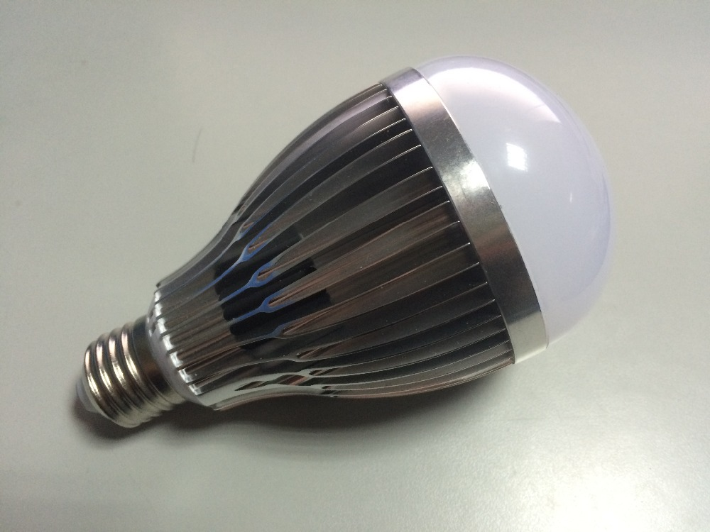 e27 LED bulbs with aluminium PCB SMD led