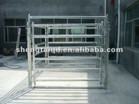 China supplier galvanized steel philippines gates and fences for sale