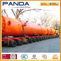 Self Propelled Heavy Load Transport Modular