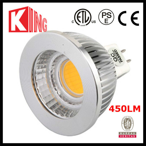 UL Led Ushine-light Shanghai mr16 cob 12v spotlight 5w dim