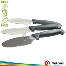 stainless steel cheese spreader blades