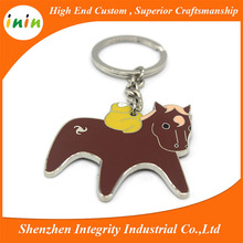 Cheap items to sell metal keychain beautiful key chain