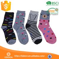 100% Bamboo Organic Fiber Knit Seamless Cat Dog Sock For Kid,Custom Panty Sock Item Hosiery