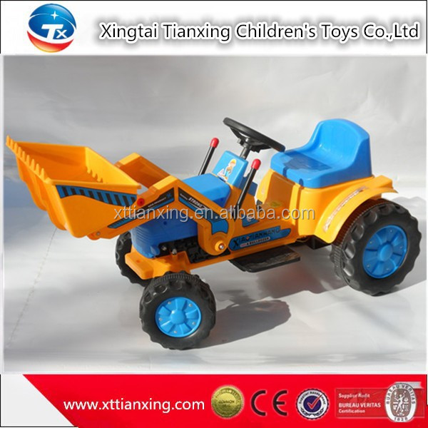 High quality plastic excavator toy hot selling plastic excavator children plastic excavator toy