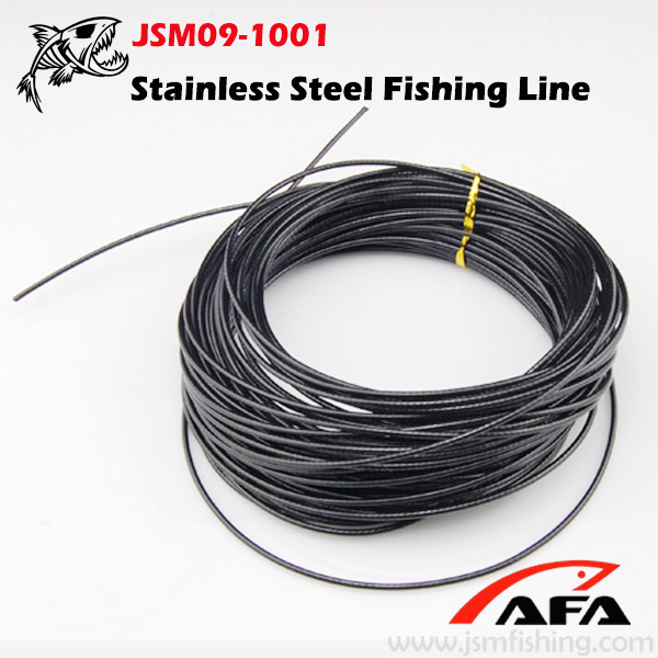 Hot sale braided stainless steel fishing line for longline fishing