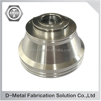 China Anodized CNC Machine Parts Fabrication