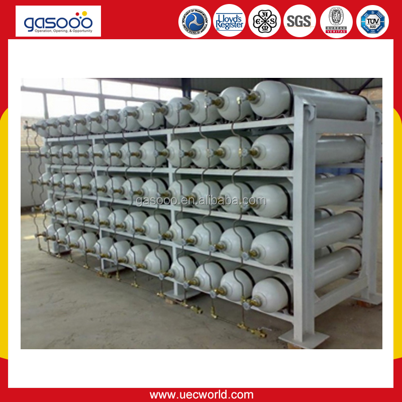 80L CNG Cylinder Type 4 for Gas Storage