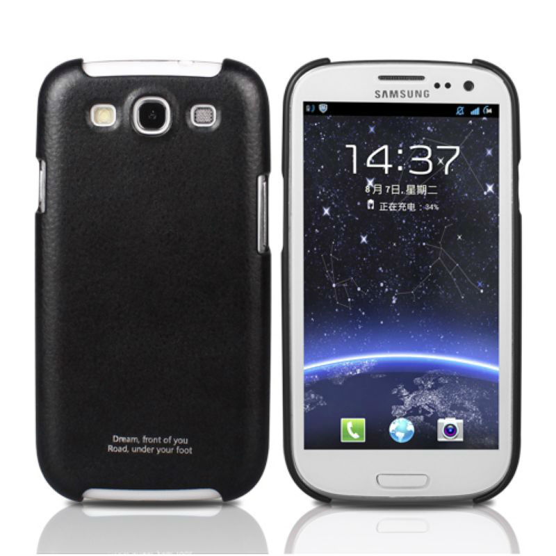 For Samsung Galaxy S3 SIII i9300 genuine leather back case Joyroom