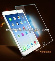9h tempered glass screen protector for ipad 2 3 4 with 0.33mm