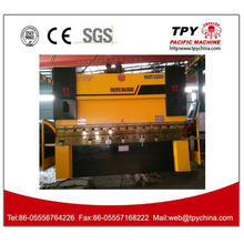cnc WE67K-400/4000 squre tube roll bending machine with bending machine manual