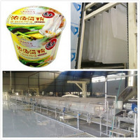 New design flat rice noodle making machine/industrial noodle making machine