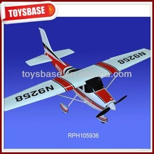 RC flying model airplanes