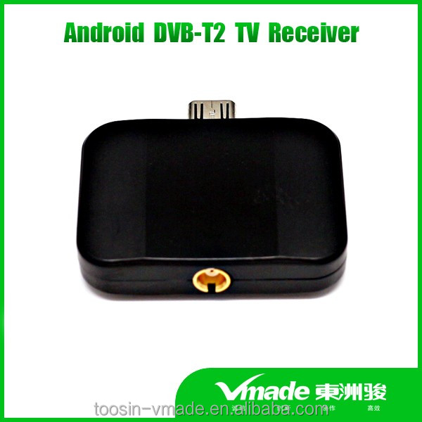 digital micro usb tv tuner for android pad /phone DVB-T2 usb dongle