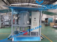 2015 Best Sale Vacuum Transformer Oil Filtration Machine Remove Water and Gas