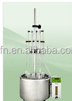 Water bath nitrogen concentrator instead of traditional evaporator