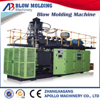 Water tank blow moulding machine