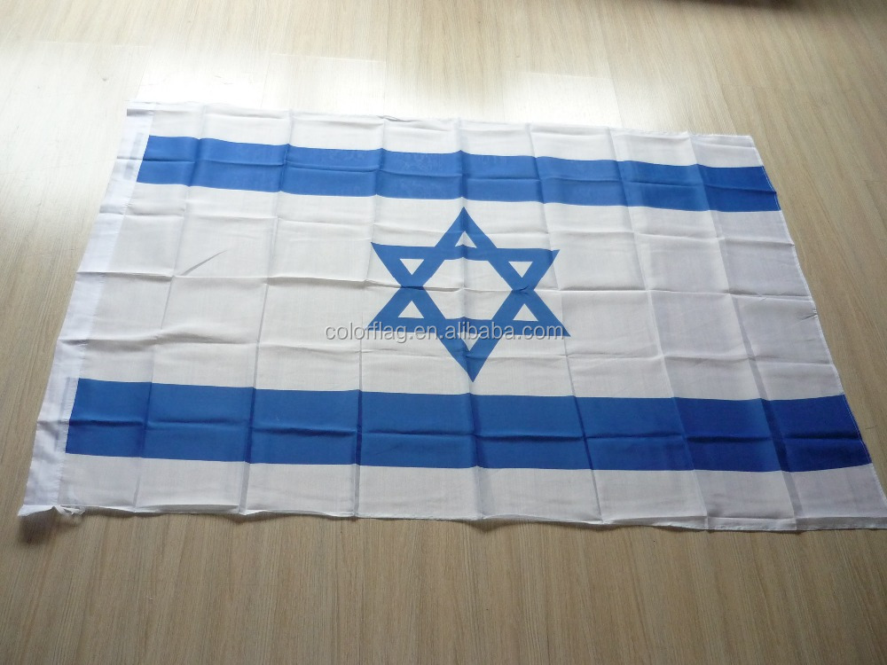 printing polyester national flag