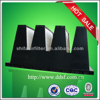 v cell filter replacement air filtering system