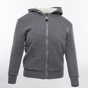 Wholesale Women 100% Cotton Plain Blank Hoodies With No Labels