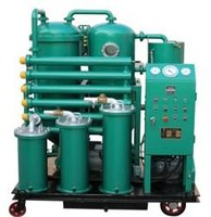 Durable Oil Filtration Machine, Hydraulic Oil Purifier, Cooking Oil Filter Machine