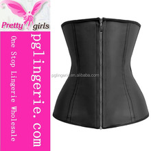 Sexy Woman Photo Corset Leather Corset Tight