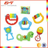 Small plastic baby wrist rattle toys with free gifts